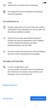 Oppo Find X2 - Apps - Einrichten des App Stores - Schritt 14
