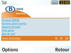 Samsung S3350 Chat 335 - Internet - Navigation sur Internet - Étape 13