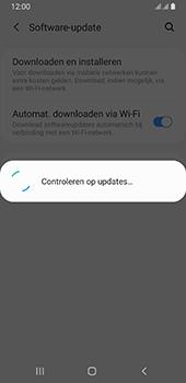 Samsung galaxy-a8-2018-sm-a530f-android-pie - Software updaten - Update installeren - Stap 6