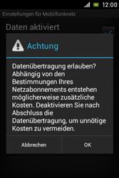 Sony Xperia E - Internet - Manuelle Konfiguration - Schritt 7