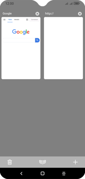 Alcatel 1S (2020) - Internet et connexion - Naviguer sur internet - Étape 17