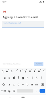 Nokia 7.2 - E-mail - configurazione manuale - Fase 8