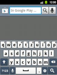 Samsung Galaxy Y - Apps - Installieren von Apps - Schritt 5