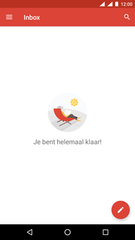 Nokia 6.1 (Dual SIM) - E-mail - Account instellen (POP3 zonder SMTP-verificatie) - Stap 23