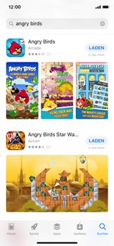 Apple iPhone X - Apps - Herunterladen - Schritt 11