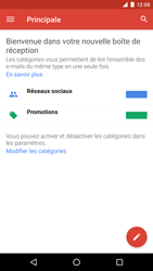 LG Google Nexus 5X - E-mail - envoyer un e-mail - Étape 3