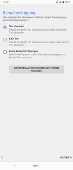 Sony Xperia 1 - E-Mail - Konto einrichten (outlook) - Schritt 15