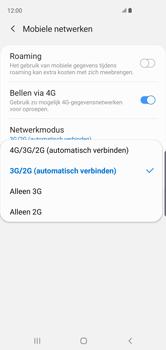 Samsung Galaxy S10 - Netwerk - 4G/LTE inschakelen - Stap 7
