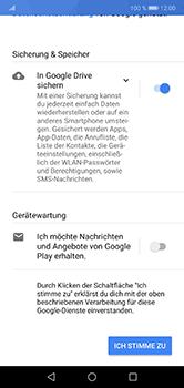 Huawei P20 Lite - Apps - Einrichten des App Stores - Schritt 14