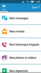 Doro 8031 - Contact, Appels, SMS/MMS - Envoyer un SMS - Étape 4