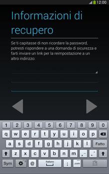 Samsung Galaxy Tab 3 8-0 LTE - Applicazioni - Configurazione del negozio applicazioni - Fase 15