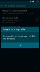 Samsung G900F Galaxy S5 - Appareil - Mises à jour - Étape 10