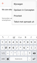 Samsung Galaxy Xcover 3 VE (G389) - E-mail - Bericht met attachment versturen - Stap 11