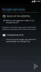 Huawei Ascend P6 LTE - E-mail - Handmatig instellen (gmail) - Stap 14