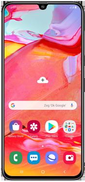 Samsung Galaxy A70 - Internet - handmatig instellen - Stap 32