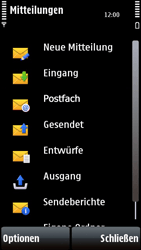 Nokia 5800 Xpress Music - E-Mail - Konto einrichten - Schritt 4