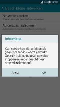 Samsung Galaxy Note 4 (N910F) - Netwerk - Handmatig netwerk selecteren - Stap 13
