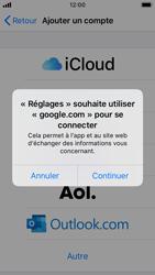 Apple iPhone SE - iOS 13 - E-mail - Configurer l