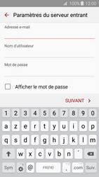 Samsung Galaxy J3 (2016 (J320) - E-mail - Configurer l