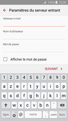 Samsung Samsung Galaxy J3 2016 - E-mail - configuration manuelle - Étape 8