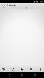 Sony C6903 Xperia Z1 - E-mail - hoe te versturen - Stap 4