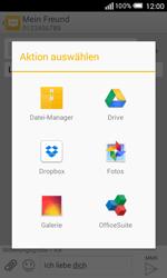 Alcatel OT-5050X Pop S3 - MMS - Erstellen und senden - Schritt 16