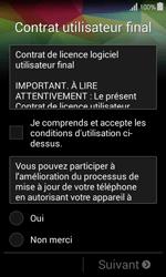 Samsung Galaxy Trend 2 Lite - Premiers pas - Créer un compte - Étape 5