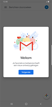 Samsung Galaxy S8+ - Android Pie (SM-G955F) - E-mail - 032a. Email wizard - Gmail - Stap 14