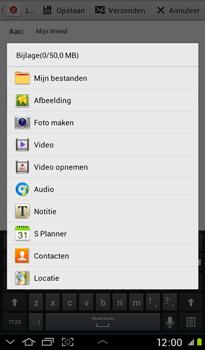 Samsung P3100 Galaxy Tab 2 7-0 - E-mail - E-mails verzenden - Stap 11