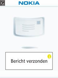Nokia X2-00 - E-mail - E-mails verzenden - Stap 14