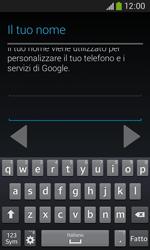Samsung Galaxy Ace III - Applicazioni - Configurazione del negozio applicazioni - Fase 7