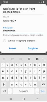 Samsung Galaxy A40 - Internet - comment configurer un point d'accès mobile - Étape 10