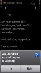 Nokia N8-00 - MMS - Automatische Konfiguration - Schritt 7