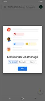 Samsung Galaxy A70 - E-mails - Ajouter ou modifier votre compte Gmail - Étape 15