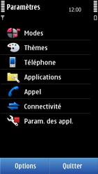 Nokia N8-00 - Messagerie vocale - configuration manuelle - Étape 5