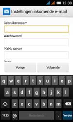 Alcatel OT-4033X Pop C3 - E-mail - Handmatig instellen - Stap 12