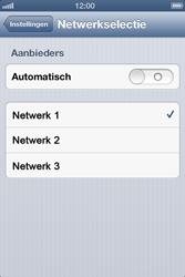 Apple iPhone 4 (iOS 6) - netwerk en bereik - gebruik in binnen- en buitenland - stap 6