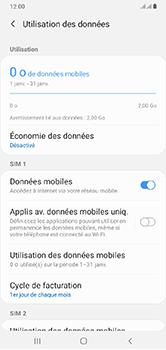 Samsung Galaxy A10 - Internet - activer ou désactiver - Étape 6