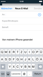 Apple iPhone 5s - E-Mail - E-Mail versenden - 4 / 16