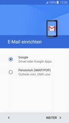Samsung Galaxy J5 (2016) - E-Mail - Konto einrichten (gmail) - 2 / 2