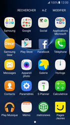 Samsung Galaxy S7 Edge - Contact, Appels, SMS/MMS - Ajouter un contact - Étape 3