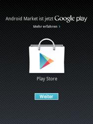 Samsung S5360 Galaxy Y - Apps - Herunterladen - Schritt 4