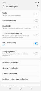 Samsung galaxy-a71-sm-a715f - WiFi - Handmatig instellen - Stap 5