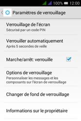 Alcatel Pixi 3 Dual Sim - Sécuriser votre mobile - Activer le code de verrouillage - Étape 11