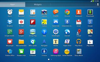 Samsung P5220 Galaxy Tab 3 10-1 LTE - Applicaties - Account aanmaken - Stap 3