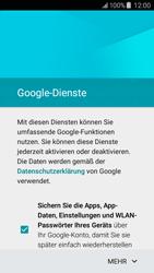 Samsung Galaxy J5 - Apps - Konto anlegen und einrichten - 15 / 20