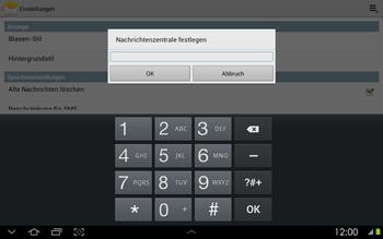 Samsung P5100 Galaxy Tab 2 10-1 - SMS - Manuelle Konfiguration - Schritt 6