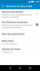 HTC Desire 510 - Internet et connexion - Activer la 4G - Étape 7
