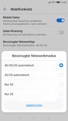 Huawei P10 - Netzwerk - Netzwerkeinstellungen ändern - Schritt 6