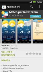 HTC One SV - Applicazioni - Installazione delle applicazioni - Fase 13